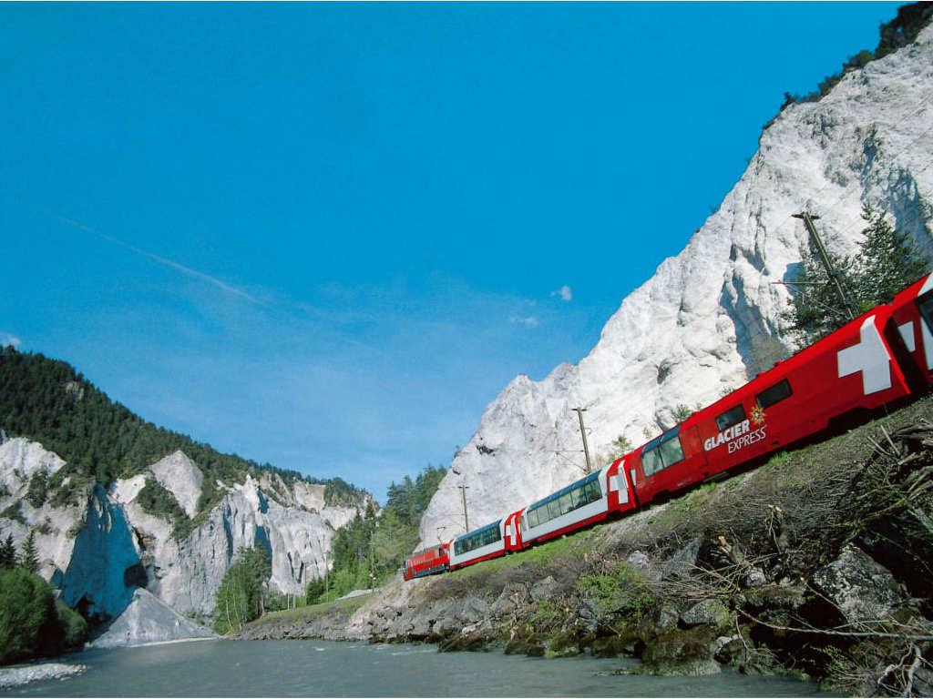 Glacier Express Excellence Class Pakete