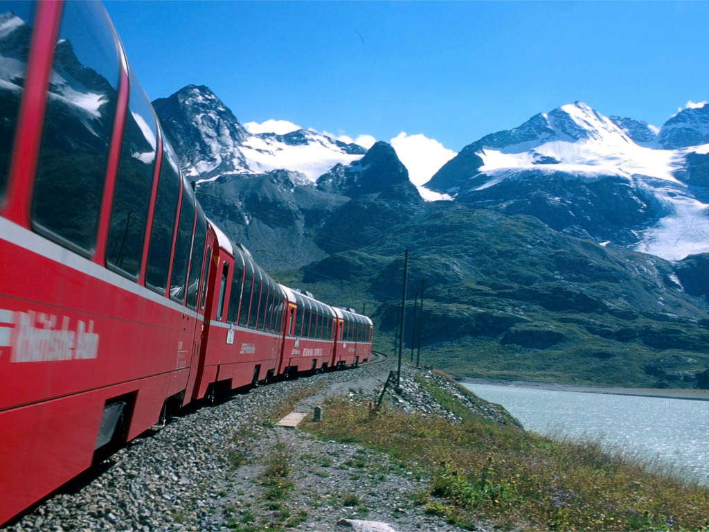 Bernina Express 7 RHB
